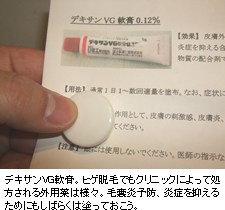 Vg デキサン